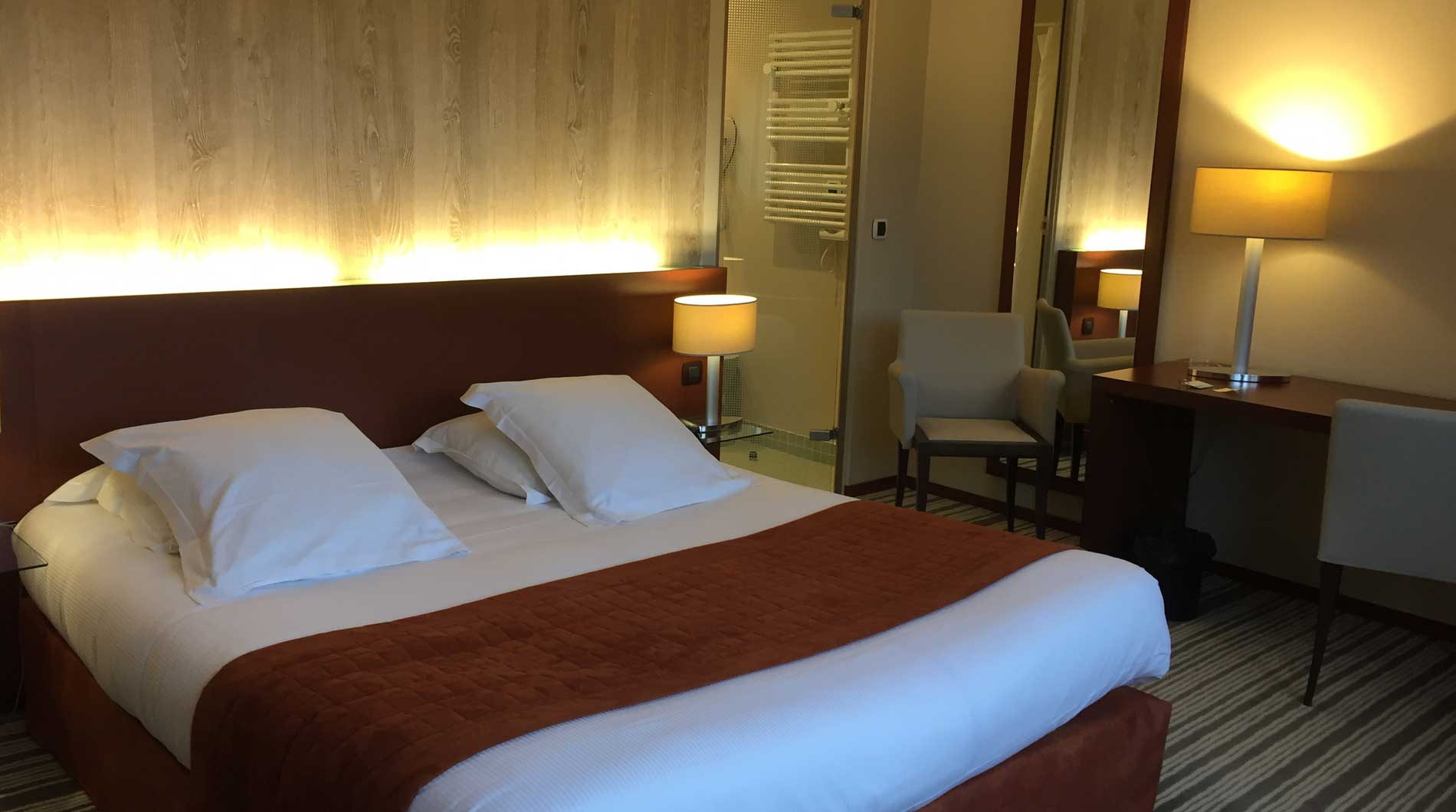 HOTEL DU CASINO SAINT VALERY EN CAUX RESTAURANT